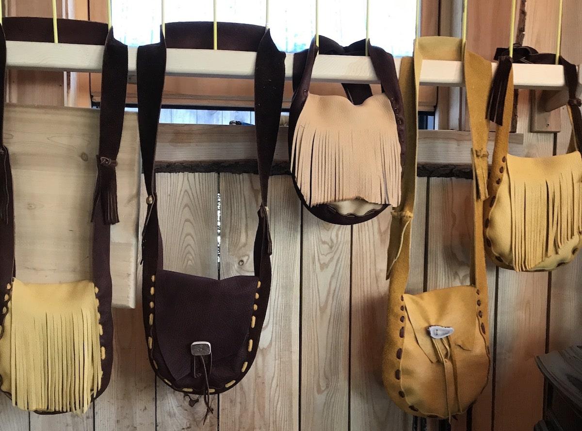 14 Leather Drum Bag Tribal Spirit Music