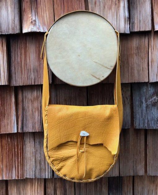 Drum with Moose Drumbag Special