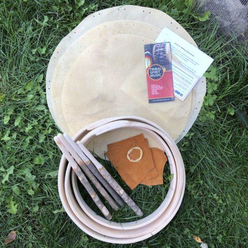 Moose Hide Hand Drum Kit