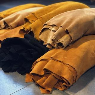 Moose Split Leather Bundles
