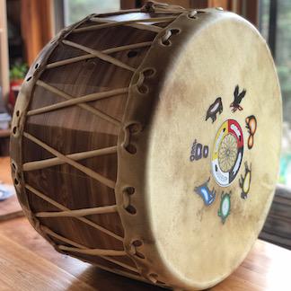 Powwow Drum - Tribal Spirit